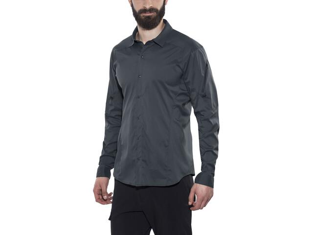 Arc'teryx Elaho T-Shirt LS Men Magnet